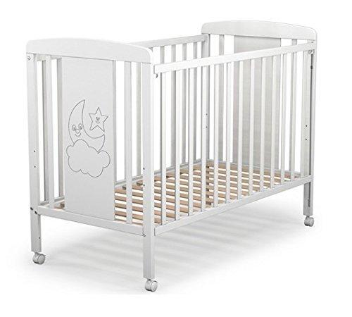 Cuna para beb modelo cielo 1 lateral abatible y 3 - Modelo de cunas ...